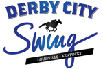 Derby City Swing 2018 Logo
