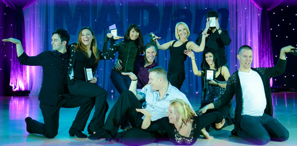 MADJam Competition Floor